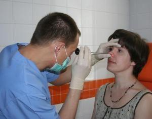 Диагностика рак носа