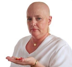 Выпадение волос - недостаток химиотерапии