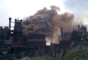 Загрязненная атмосфера - причина рака гортани