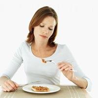 Снижение аппетита - симптом рака двенадцатиперстной кишки