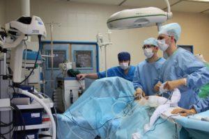 Удаление опухоли вилочковой железы