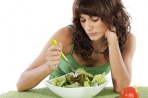 Отсутствие аппетита - симптом рака