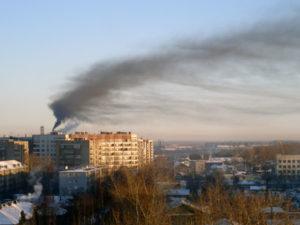 Неблагополучные условия окружающей среды