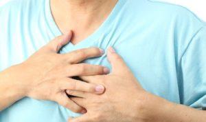 Боль - первый и основной симптом рака груди у мужчин