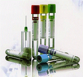 Blood test for tumor markers