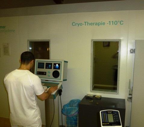 Криотерапия в лечении рака печени